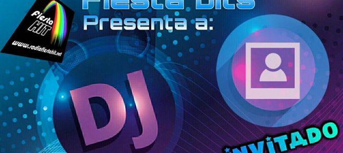 QUIERES SER EL DJ INVITADO AL PROGRAMA FIESTA BITS.